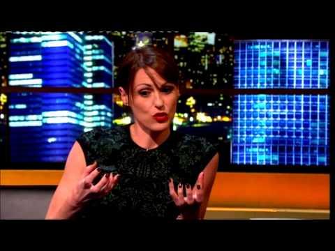 """Suranne Jones"" The Jonathan Ross Show Series 3 Ep 02. August 25 2012 Part 4/5"