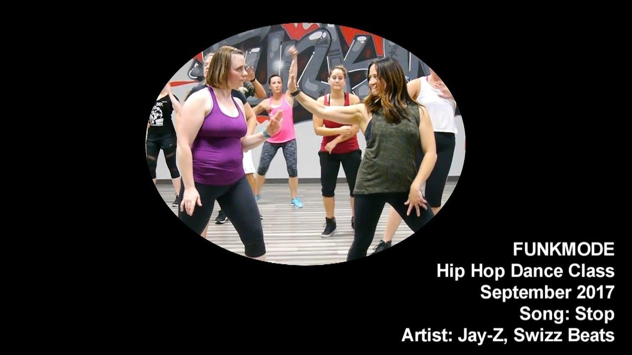 Fall 2017 - Dance Class Videos - Adult Hip Hop - FUNKMODE