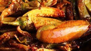 Yummy Brinjal Roast By 106 Mastanamma | Country foods