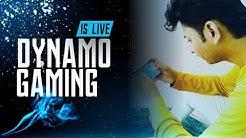 PUBG MOBILE LIVE WITH DYNAMO | FACE CAM + HAND CAM STREAM