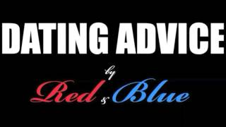 Dick Figures in Real Life- Dating Advice by Red and Blue
