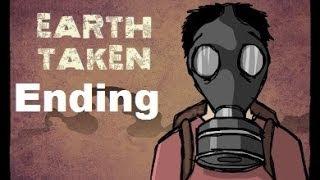 Earth Taken - Ending