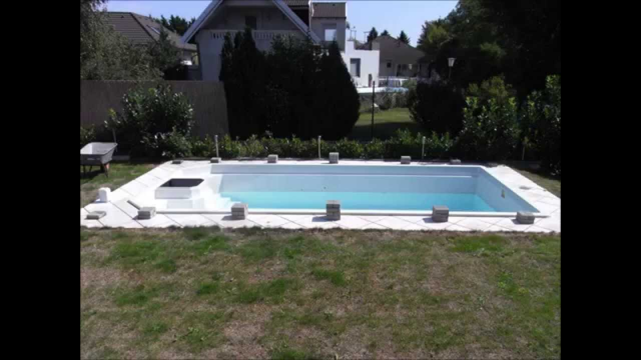 poolabdeckung selber bauen schnell und g nstig how to build a pool cover. Black Bedroom Furniture Sets. Home Design Ideas