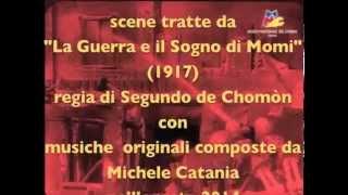 """trailer """"La Guerra e il Sogno di Momi"""" - musiche originali di Michele Catania"""