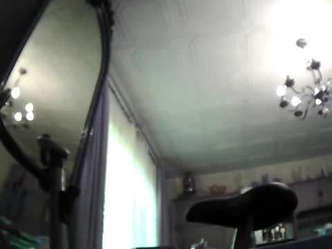 TRENDnet TV-IP422WN - przykład nagrania - YouTube