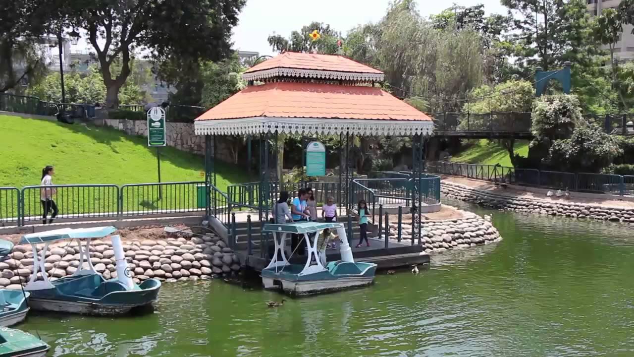 Parque Zonal Huáscar  (Club Villa El Salvador)