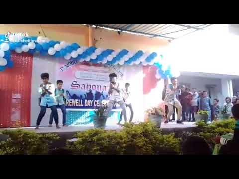 Pubg Dance  In T.S.Model School  Maggidi