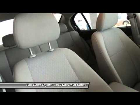 2010 Chevrolet Cobalt at Fort Bend Toyota in Richmond A7169760