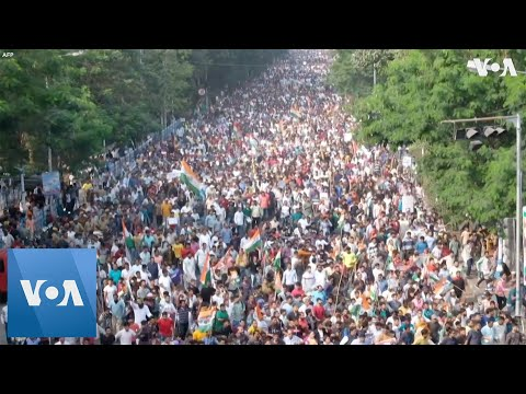 Mass Protest in India Over 'Anti-Muslim' Law