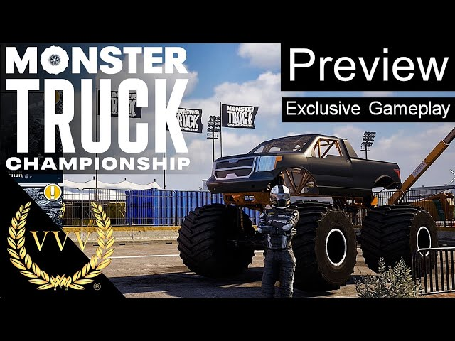Monster Truck Championship - Preview
