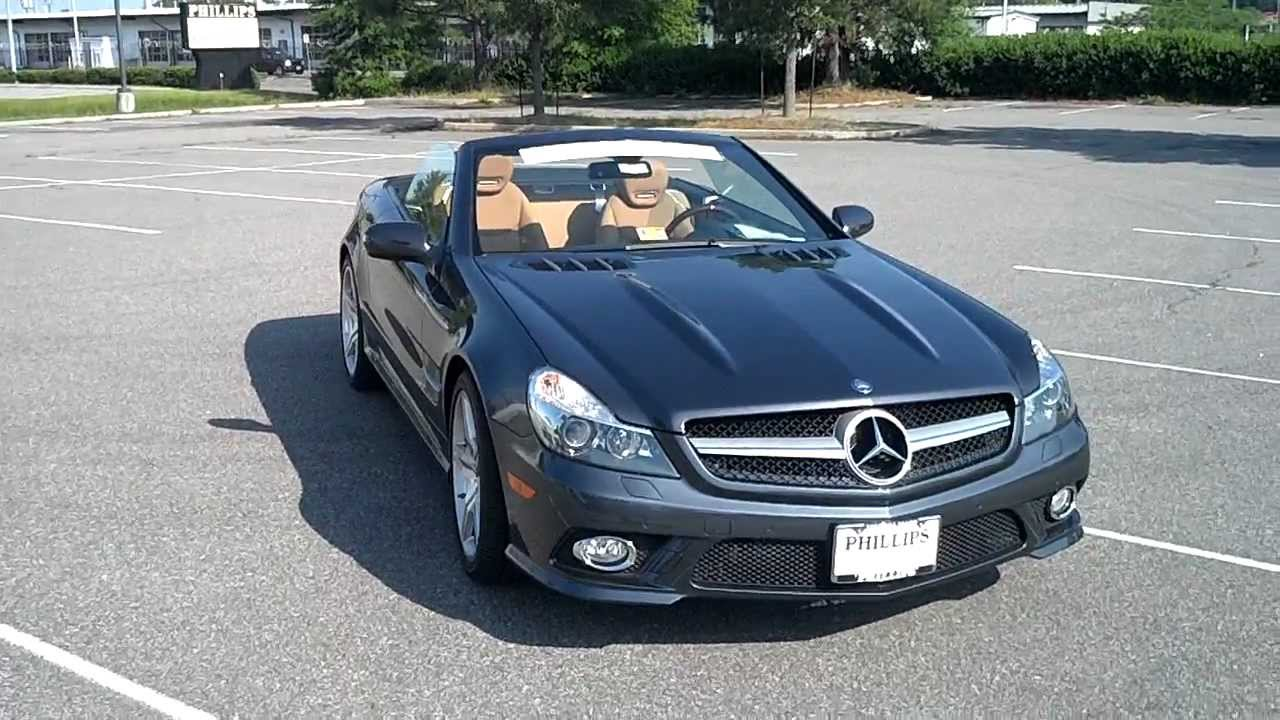 2011 mercedes benz sl550 virginia beach va youtube for Mercedes benz sl550 for sale