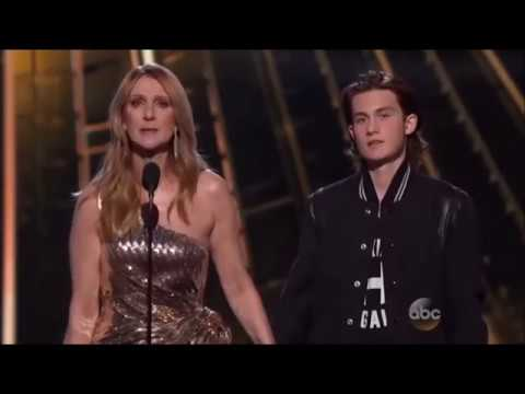 Celine Dion Billboard Icon Award Acceptance Speech at the Billboard Music Awards 2016