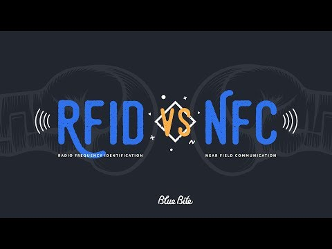 What is the Difference between RFID and NFC?