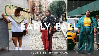 Video EARLY FALL PLUS SIZE HAUL + TRY ON download MP3, 3GP, MP4, WEBM, AVI, FLV September 2018