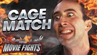 Best Nicolas Cage Performance?! - CAGE MATCH!! - MOVIE FIGHTS!!