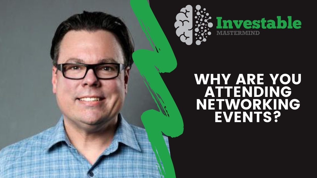 Why Do You Attend Networking Events?