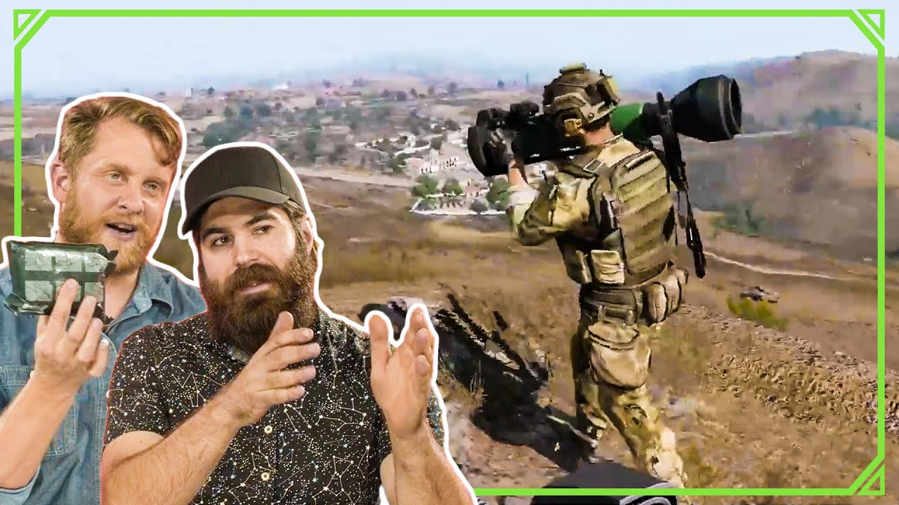 Explosives Expert REACTS to ARMA 3 | Total Recoil