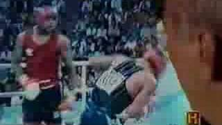 Roy Jones Jr vs. Park Si-Hun Olympic Scandal-Shame on Korea