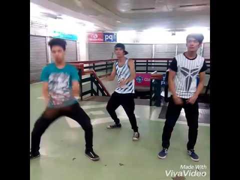 blrt dance crew jump shot