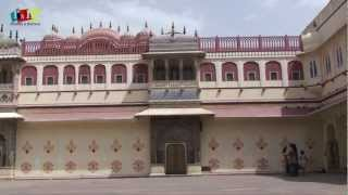 City Palace (Chandra Mahal & Mubarak Mahal) - Jaipur Attractions, India by Rooms and Menus