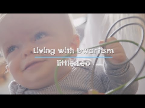 Living With Dwarfism: Little Leo
