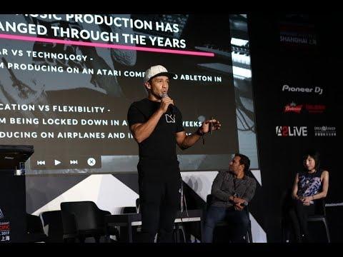 IMS Asia-Pacific 2017: Laidback Luke Keynote Address: The Digital Storm