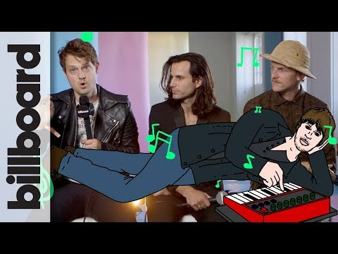 """Foster The People on Recording 'Sacred Hearts Club' with """"Every Drum Kit in LA"""" 