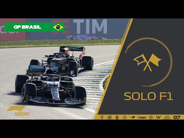 🔴 F1 2020 // Retransmisión SoloF1 (Gp Brasil)