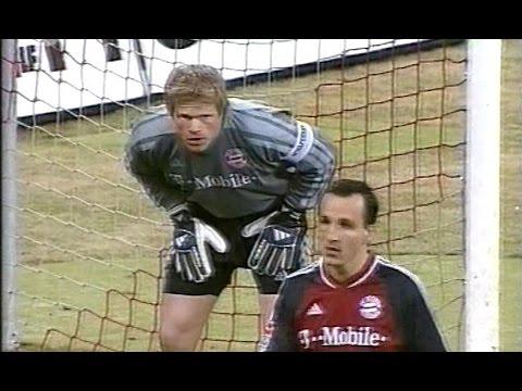 Kahn gegen Bayer Leverkusen | DFB Pokal 2003