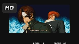 The King of Fighters '95 - Intro Opening HD