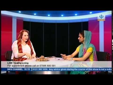 Dr Manjit Kaur - Healthy Living Show - Sikh Channel-IBS-Colitis-2