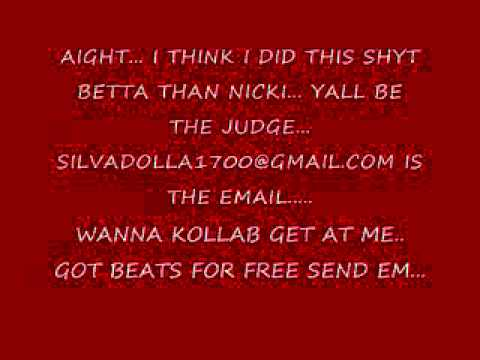 YOUR LOVE- SILVADOLLA DA STUD RAPPERS NEW DEFINITION