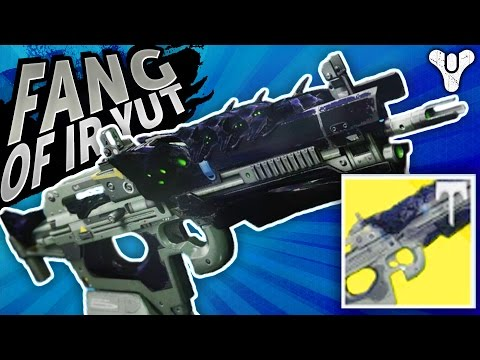This Thing BITES! Fang of Ir Yut (Adept) Scout Rifle | Destiny (Age of Triumph)
