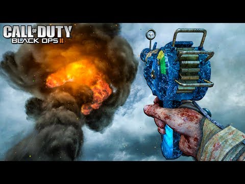 'Nuketown' PACK A PUNCH COMPLETED ✔️ - Call of Duty Black Ops 2 Zombies