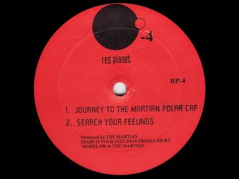 The Martian - Journey To The Martian Polar Cap