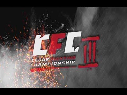 Cedar Fighting Championship 3 - Part 5 - 28/09/2017