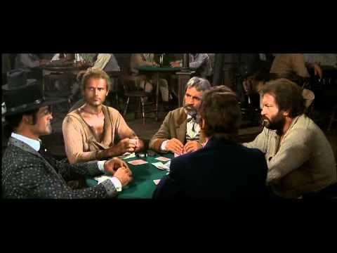 On continue à l'appeler Trinita (VF 1980) - Partie de poker