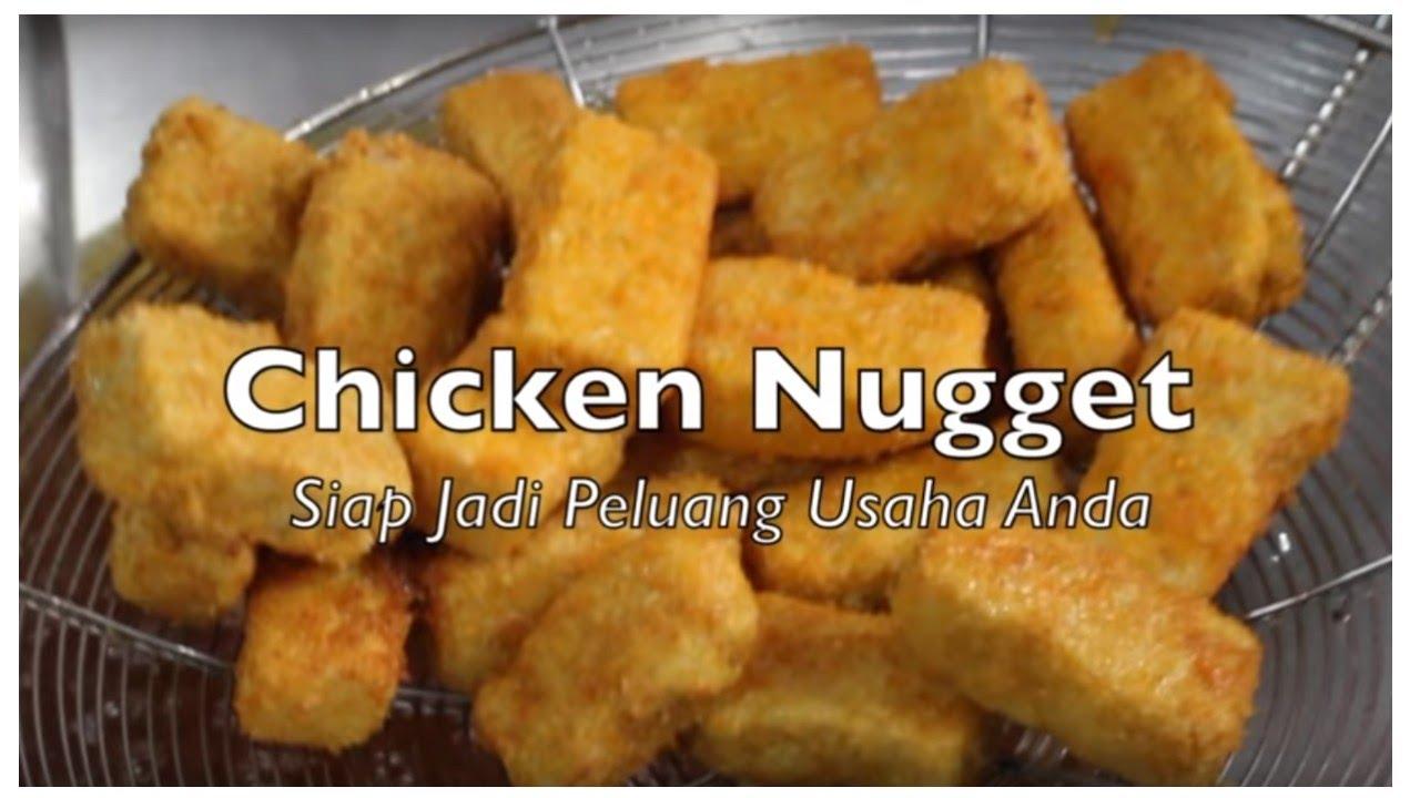 Ide Bisnis Frozen Food 1 Chicken Nugget Youtube