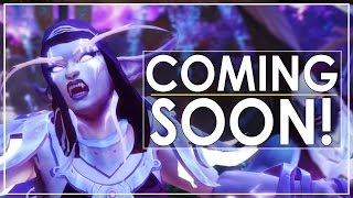 Want More WoW Content? Nighthold Dates + Gear  & 7.1.5 Release Date