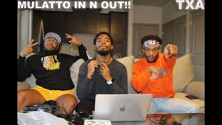 MULATTO IN N OЏT FEATURE CITY GIRLS OFFICIAL MUSIC VIDEO REACTION!!