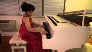 Lynca (10) plays Liszt - Liebestraum No.3