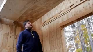 Новая технология EtaPS. строительство каркасных домов. New Building Construction Technology