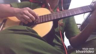 Khóc Bằng Nụ Cười - Uni5 (Acoustic Cover)