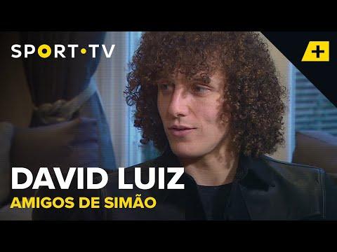 Amigos De Simão - David Luiz | SPORT TV