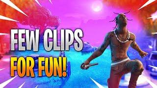few fortnite clips for fun.