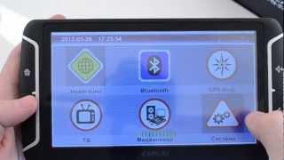 Видео обзор навигатора Explay GPS PN-970(GPS-навигатор Explay PN-970 + TV имеет 7-дюймовый TFT-дисплей разрешением 800x480 точек. С ним ни за что не заблудишься..., 2012-04-17T10:01:22.000Z)