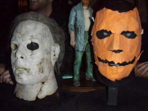 Michael Myers mask's. Halloween Tyler Mane and Wa
