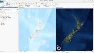 Create a Project Template in ArcGIS Pro