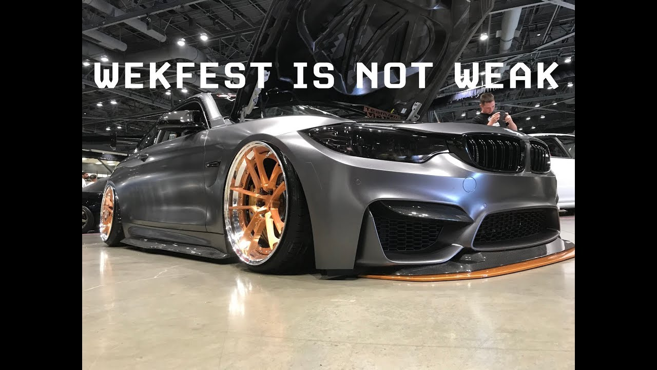 WEKFEST Seattle The Best Car Show EVER YouTube - Car show seattle today