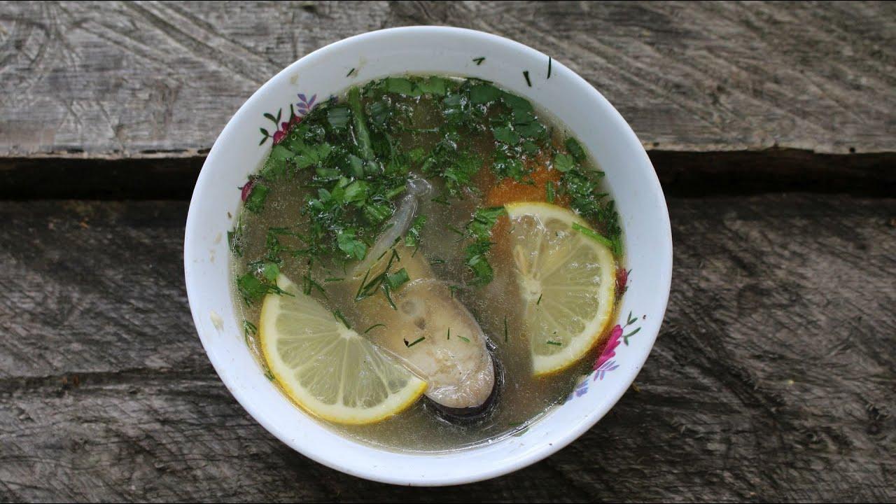 Уха из сома как приготовить в казане | Сatfish soup VKAZANE